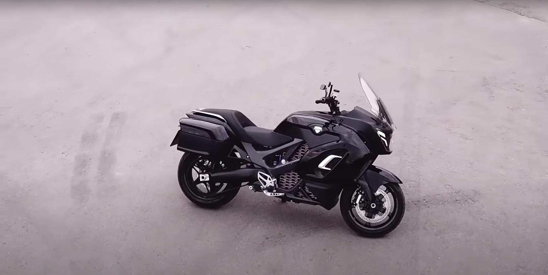мотоцикл Аурус